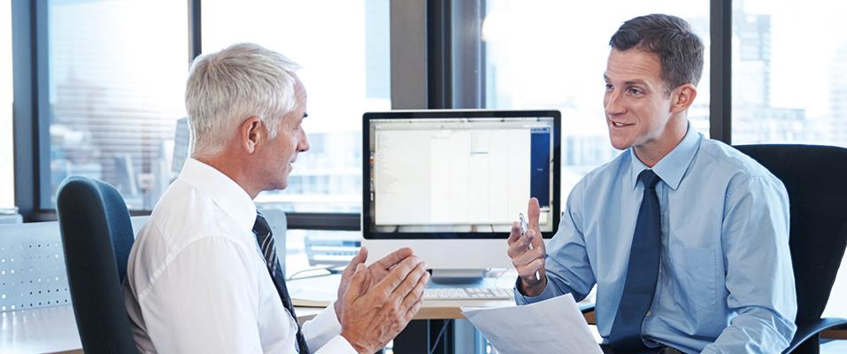 Consulting und Beratung