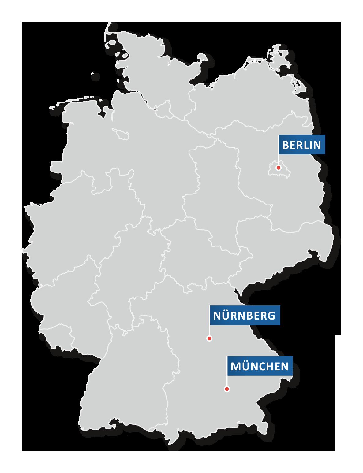 tec4net – Standorte
